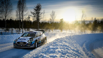 RELIVE ARCTIC RALLY FINLAND