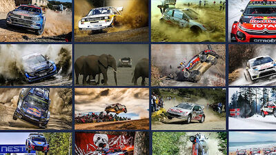 WRC History Video Section