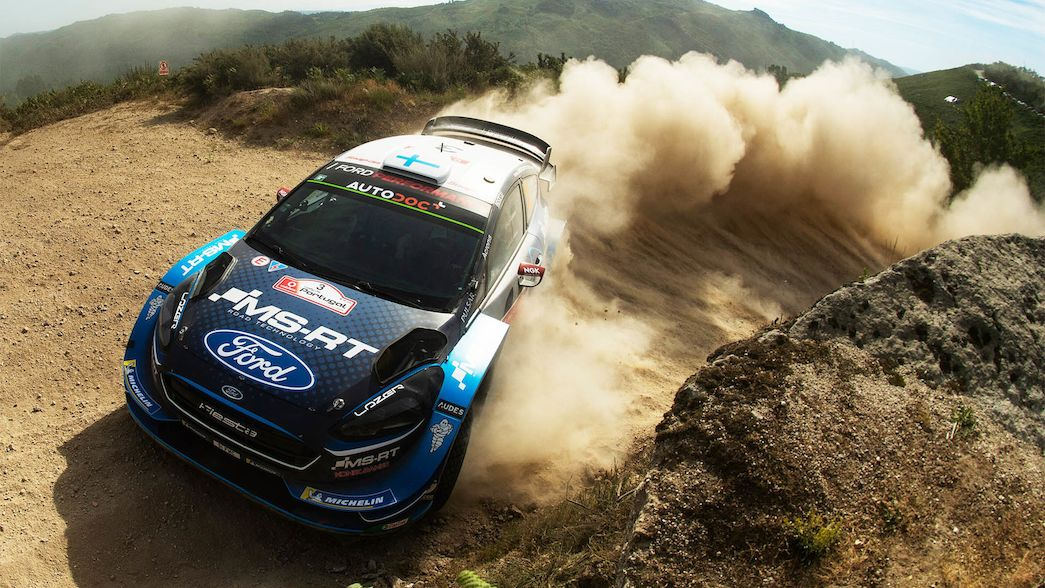 WATCH: Preview Magazine Vodafone Rally de Portugal