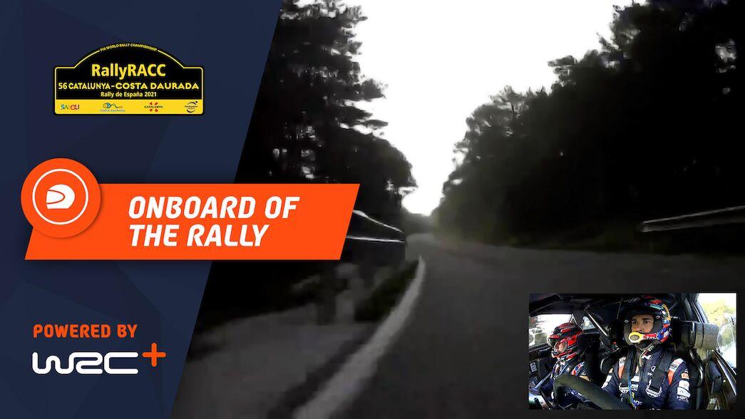 WRC+ Onboard of the Rally: RallyRACC - Rally de España