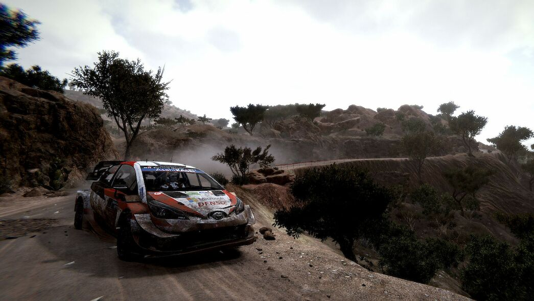 eSports WRC action moves to Mexico