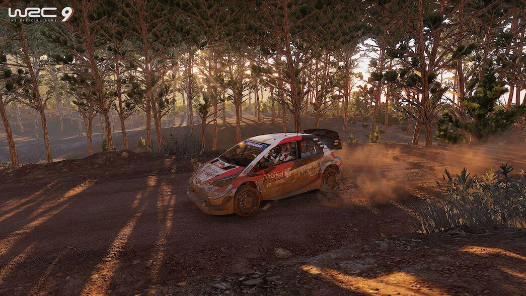 Le cap de la mi-saison pour le Championnat WRC eSports