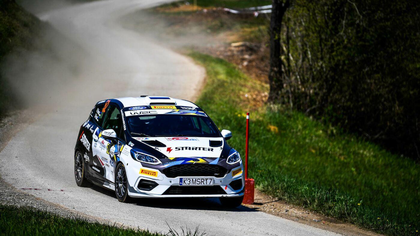Junior WRC - Croatia Rally 2021