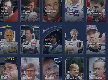 WRC Legends
