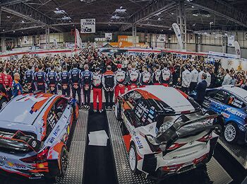 Teams & Drivers