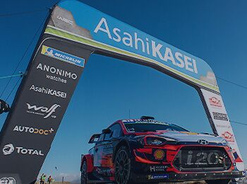 WRC Patrocinadores