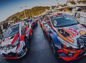 WRC Standings