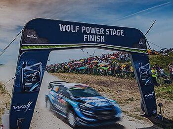 Wolf Power Stage