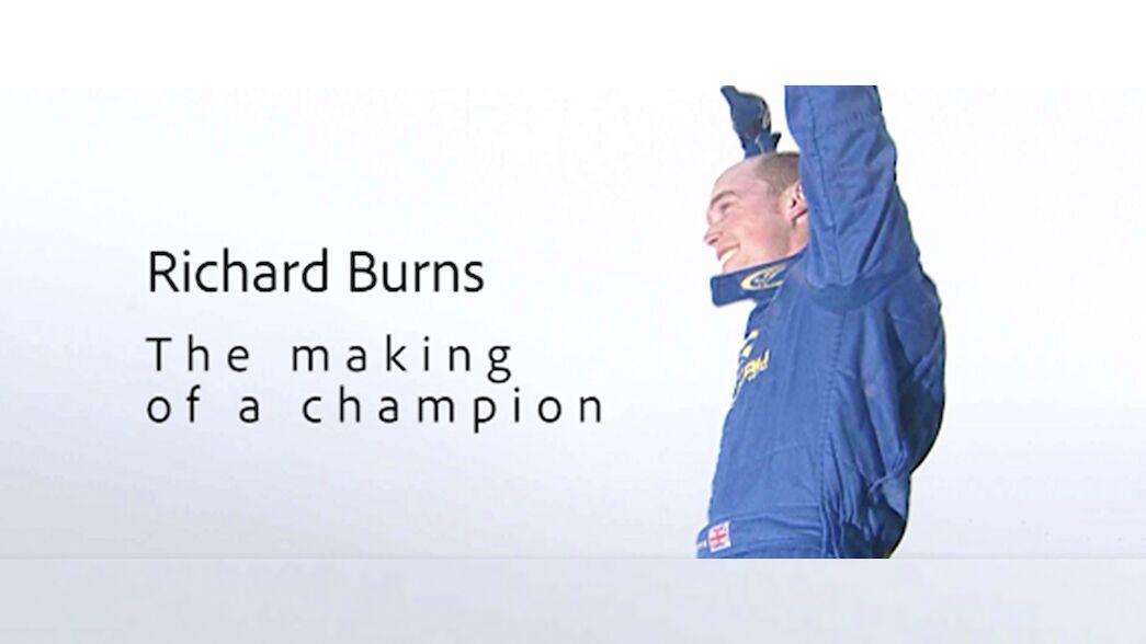 WRC+ Miércoles: Richard Burns - La creación de un campeón