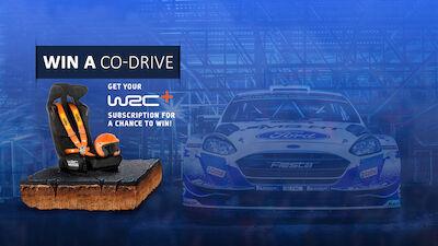 Win a Ford Fiesta World Rally Car co-drive!