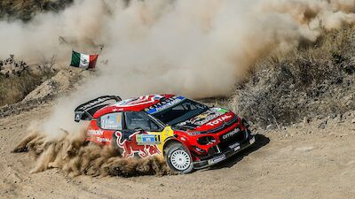 GB COUNTDOWN: RALLY ROUTE